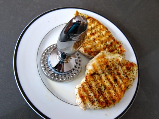 Seasoned Grilled Chicken