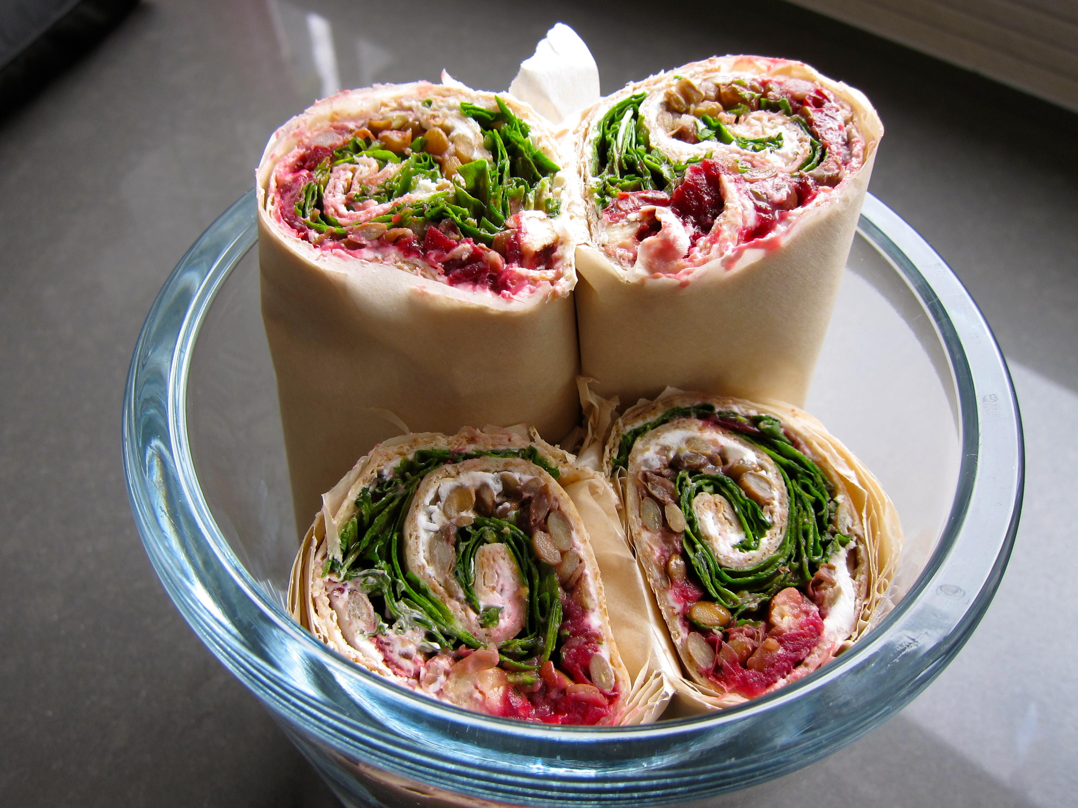 Healthy Wrap Recipe