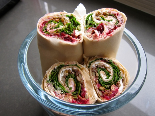 Healthy Wrap Recipe