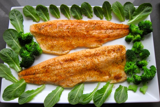 Healthy Fish recipe