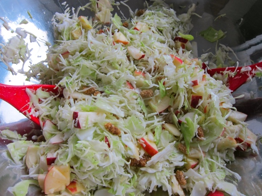 jittery cook tangy coleslaw, coleslaw, cabbage, salad, recipe, coleslaw recipe, salad recipe, food, vegetarian, healthy salad, summer salald