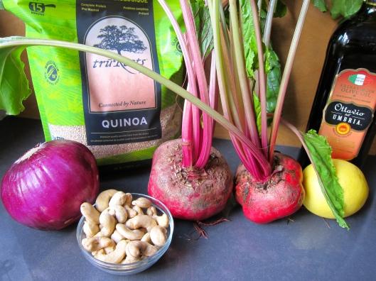 quinoa salad, quinoa, quinoa recipe, beet recipe, beet, vegetarian recipe, vegan recipe, healthy recipe, recipe, recipes, food