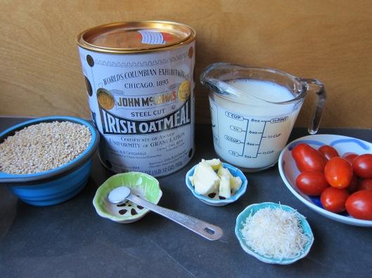 steel cut oatmeal, steel cut oatmeal recipe, oatmeal recipe, how to cook steel cut oatmeal, oatmeal risotto, savoury oatmeal, toasted oatmeal, oatmeal, oat, oats, healthy breakfast, healthy food, recipe, recipes, food