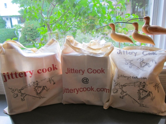 contest, blog contest, recipe 2 recipe contest, jittery cook tote bags