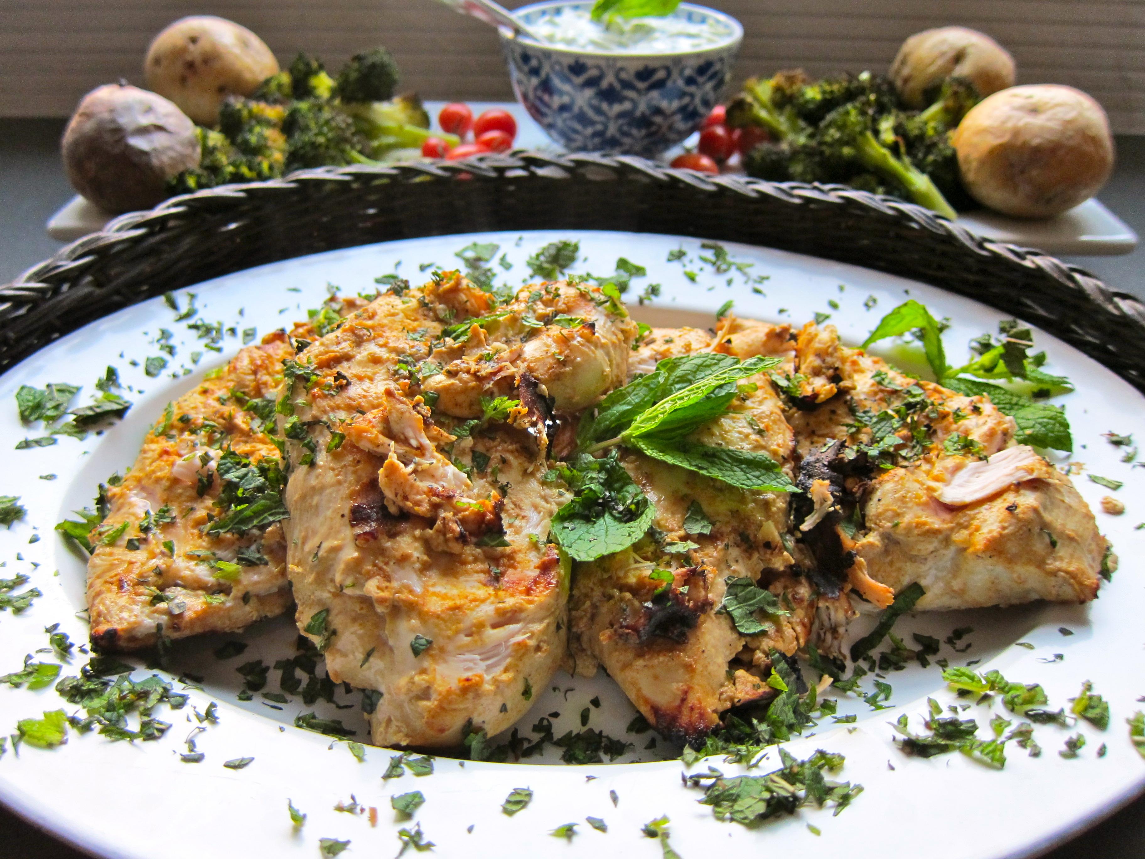 chicken, BBQ chicken, marinated chicken,yogourt marinated chicken, Indian chicken, spicy chicken, chicken dinner, chicken recipe, chicken dinner, recipe, recipes, food, healthy dinner