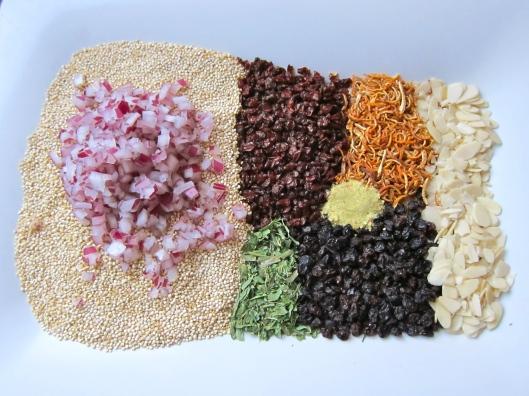 Barberry Quinoa