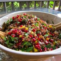 We Wish You a Merry Christmas Quinoa