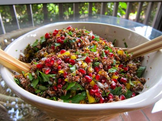Christmas Quinoa