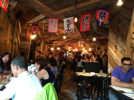 Kinoya Japanese Restaurant and Bistro