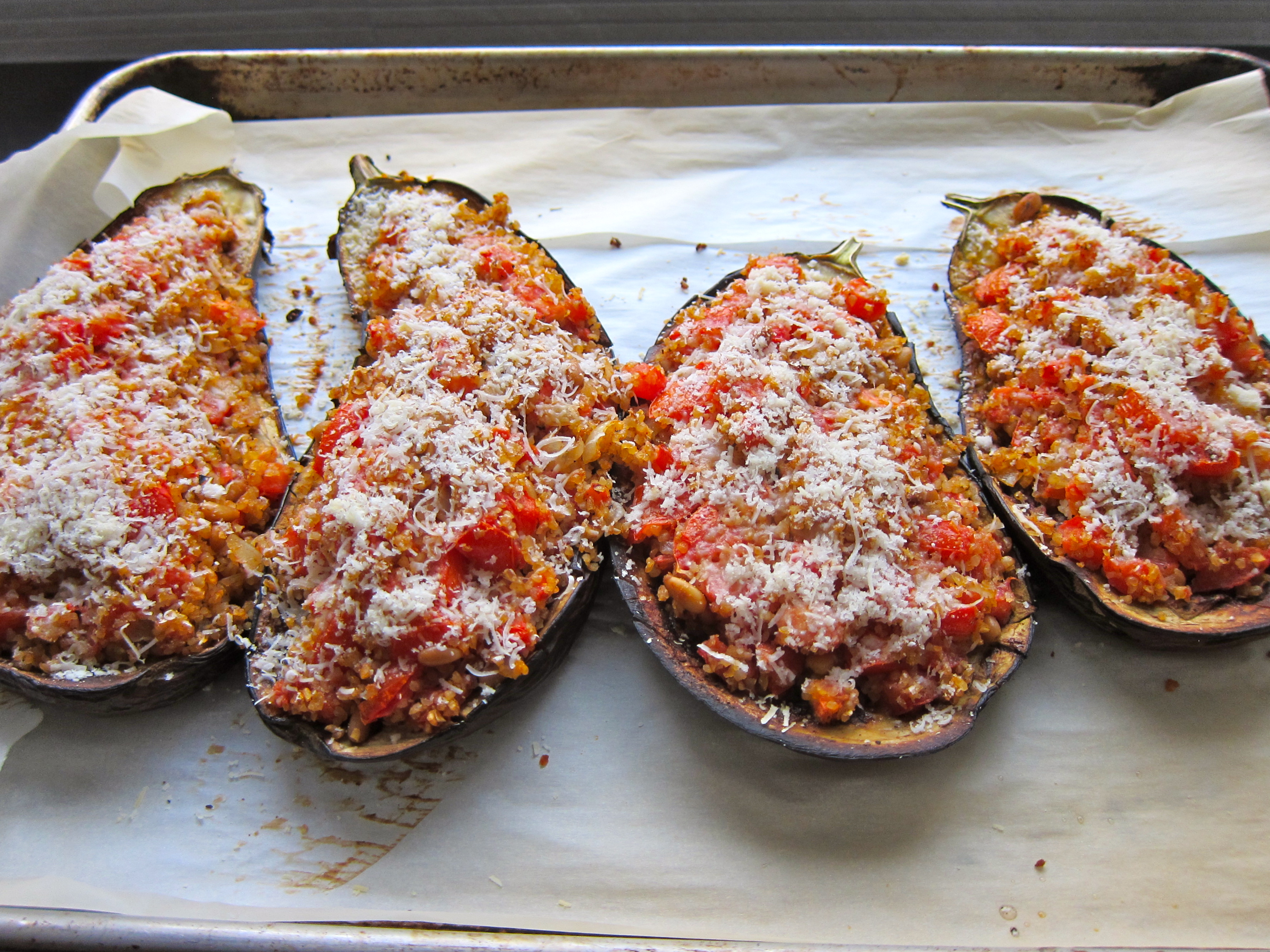 America S Test Kitchen Eggplant Recipe