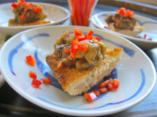 Eggplant Chinoise