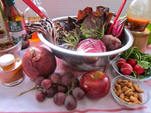 Red Salad L'Orignal