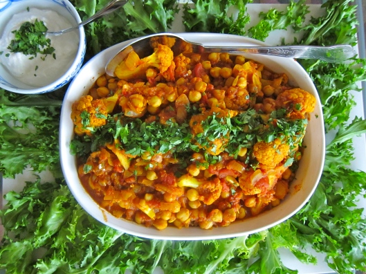Spicy Vegetarian Curry