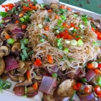 Shirataki Noodles - Light and Tasty