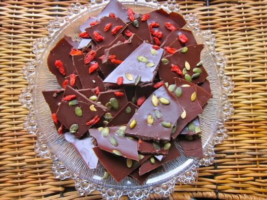Coconut Cacao Bark