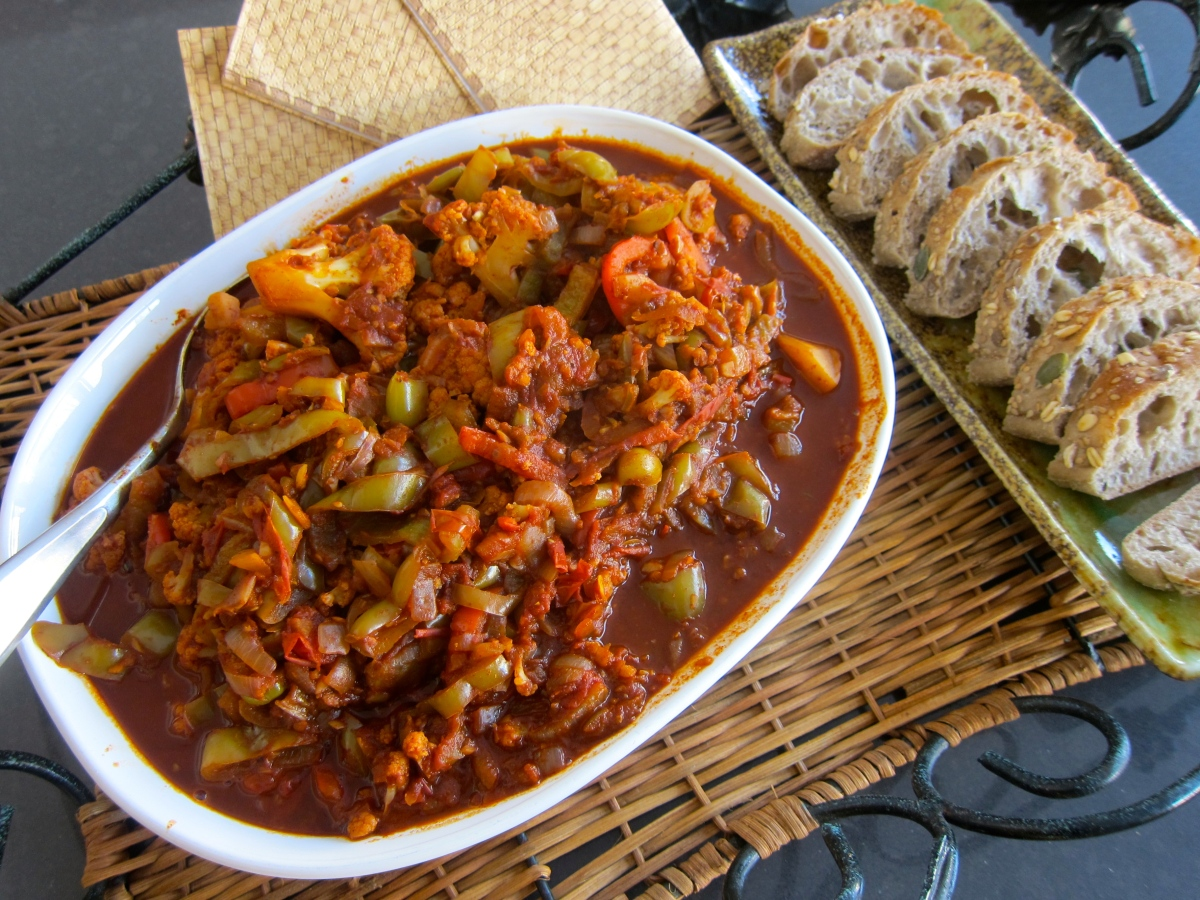 Hungarian Pepper Stew - Happiness Booster