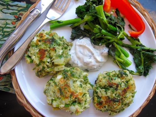 Emerald Fishcakes