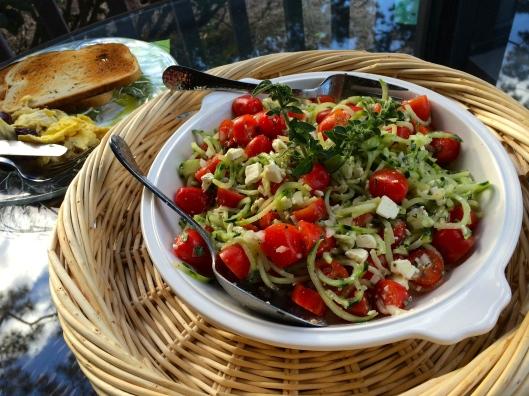 Greek Salad Slaw