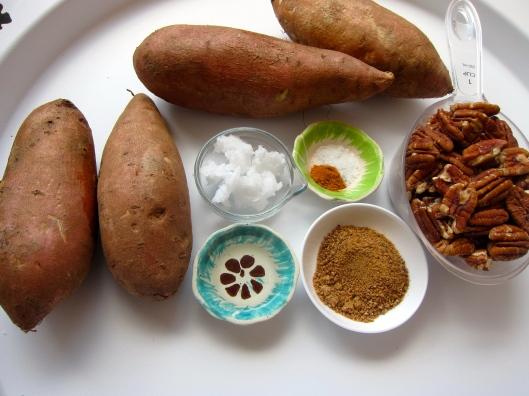 Pecan Sweet Potato
