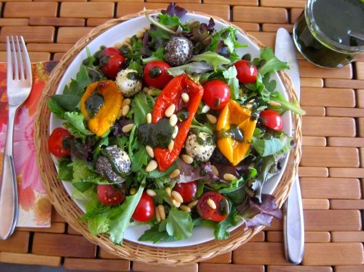 Mashu Mashu Salad