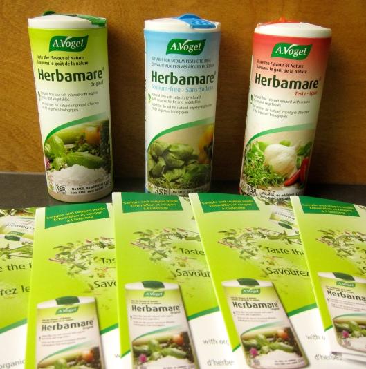 Herbamare fine sea salt - 3 flavours
