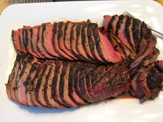 BBQ Beef Tenderloin